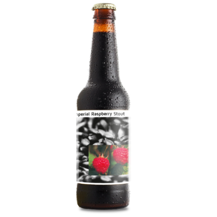 Imperial Raspberry Stout